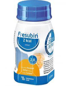 Fresubin 2 kcal Drink Compact Karamell - 4 x 125ml
