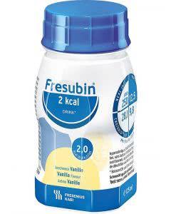 Fresubin 2 kcal Drink Compact Vanille - 4 x 125ml