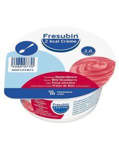 Fresubin 2 kcal Crème Walderdbeere- 4 x 125g