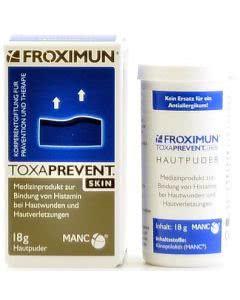 Froximun Toxaprevent SKIN Hautpuder - 18g