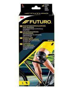 3M Futuro Sport Feuchtigkeitsregulierende Knie-Bandage Grösse L - 1 Stk.