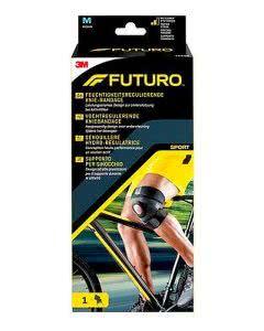 3M Futuro Sport Feuchtigkeitsregulierende Knie-Bandage Grösse M - 1 Stk.