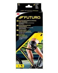 3M Futuro Sport Feuchtigkeitsregulierende Knie-Bandage Grösse S - 1 Stk.