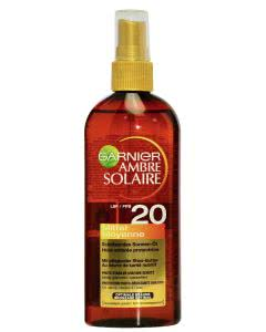 Garnier Ambre Solaire - Bräunungsoel-Spray LSF 20 - 150ml