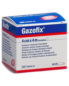 Gazofix kohäsive Fixierbinde 4cm x 4m - 1 Stk.