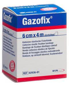 Gazofix kohäsive Fixierbinde 6cm x 4m - 1 Stk.