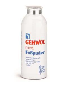 Gehwol med Fusspuder Streudose - 100g