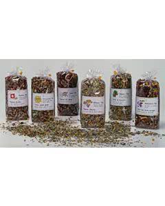 Herboristeria Wohlfühl-Tee-Mischungen - Nachfüllungen im Cellophan-Säckli