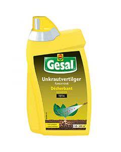 Gesal Unkrautvertilger Konzentrat - 1l