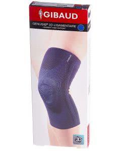 Gibaud Genugib 3D Bänder-Kniebandage 38-43cm - 1 Stk.