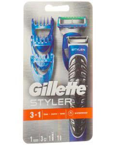 Gillette Fusion ProGlide Styler - Trimmen, Rasieren, Konturen in einem