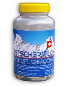 Gletschermineralien - reines Gotthard Granitsteinpulver - 120 Kaps.