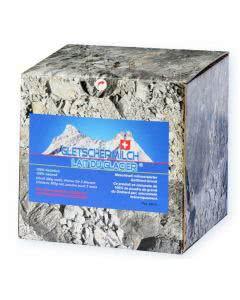 Gletschermineralien - reines Gotthard Granitsteinpulver - 300g