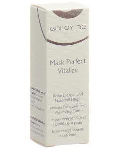Goloy 33 Mask Perfect Vitalize - Reisegrösse 20ml