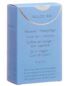 Goloy 33 Shampoo und Conditioner Vitalize Festes Haar - Reise-Set 2 x 50ml