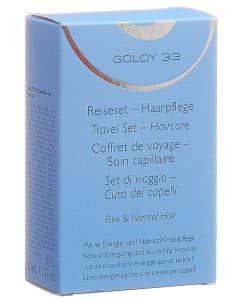 Goloy 33 Shampoo und Conditioner  Vitalize Fine & Normal Hair - Reise-Set 2 x 50ml