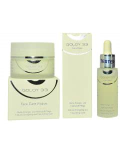 Goloy 33 Set mit Crème und Flair Vitalize - Aktion