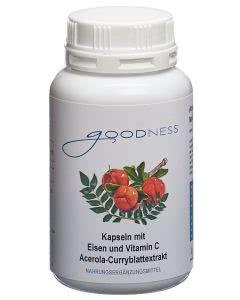 Goodness Eisen und Vitamin C - 90 Stk. à 600mg