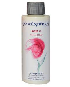 GoodSphere Essenzen Rose F - 120ml