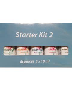 GoodSphere Swiss Edition-Essenzen - Starter Kit 2 - 5x10ml