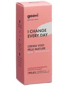 Goovi I Change Every Day Gesichtscreme für reife Haut