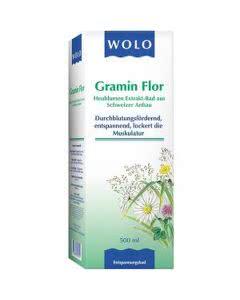 Wolo Gramin Flor Heublumenbad - 500 ml