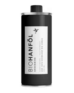 Greenbird Bio Hanfsamenöl - 250 ml