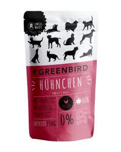 Greenbird Hühnchen Snack - 150 g