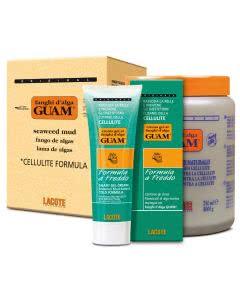 GUAM Set! Kühlende Formel - 1kg Guam Algenschlamm und 250ml kühlendes Gel zur Nachbehandlung