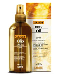 GUAM DREN - Körperöl - Pumpspray 200 ml