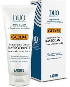 GUAM DUO Straffende Massagecreme - kühlende Wirkung - 200ml