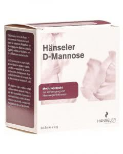 Hänseler D-Mannose pur 2000mg - 30 Sticks