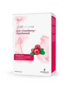 Hänseler D-Mannose mit Cranberry - 30 Sticks