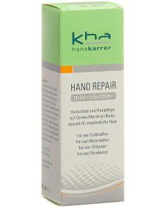 Hans Karrer Hand Repair MikroSilber - 50ml