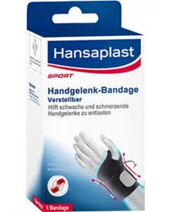Hansaplast  Handgelenk Bandage - 1 Stk.