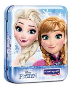 Hansaplast Kinderpflaster Frozen Metallbox - 16 Stk.
