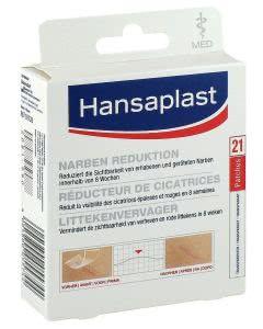 Hansaplast Reduktions Narbenpflaster - 21 Stk.