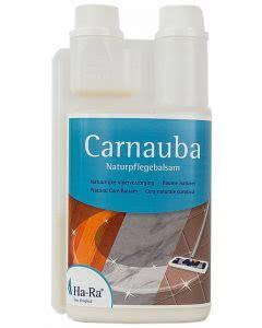 Ha-Ra Carnauba-Naturpflegebalsam - 500ml