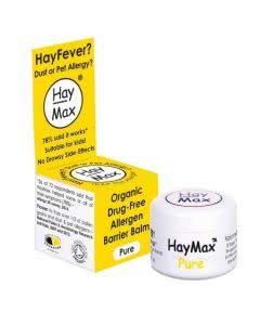 Haymax Heuschnupfen Balsam biologisch  pure naturel