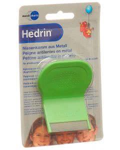 Hedrin Nissenkamm aus Metall - 1 Stk.