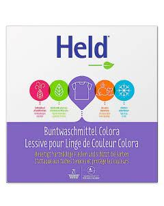 Held by Ecover Buntwaschmittel Colora - 7.5kg