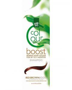 Kreson Henna Plus Colour Boost Shampoo Rot/Braun - 200ml