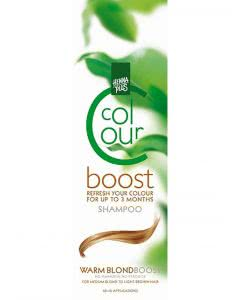 Kreson Henna Plus Colour Boost Shampoo warmes Blond / Haselnuss - 200ml