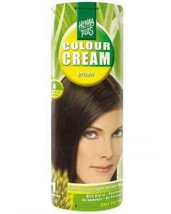 Kreson Henna Plus Colour Cream Braun 4 - 60ml