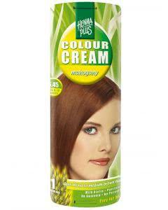 Kreson Henna Plus Colour Cream Mahagoni 6.45 - 60ml