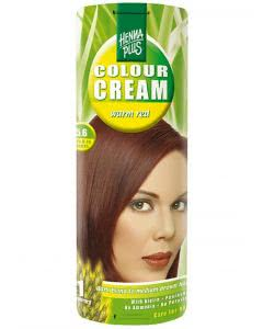 Kreson Henna Plus Colour Cream warmes Rot 5.6 - 60ml