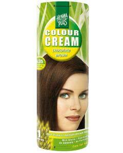 Kreson Henna Plus Colour Cream Schokolade Braun 5.35 - 60ml