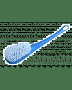 Herba body & spa Badebürste aus Kunststoff - blau