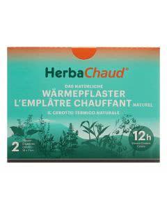 HerbaChaud - Natürliches Wärmepflaster - 2 Stk.