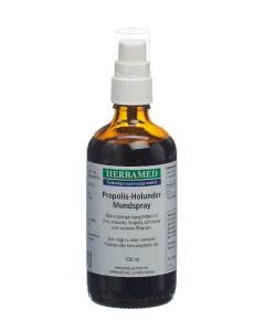 Herbamed Propolis-Holunder Mundspray - 100 ml